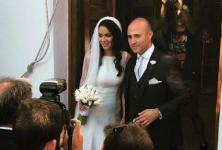 Και το ταξίδι του Μέλιτος στην Νάξο – Κωνσταντίνος Μπογδάνος & Ελένη Καρβέλα απολαμβάνουν την πρώτη εβδομάδα γάμου τους (φωτό) - Κυρίως Φωτογραφία - Gallery - Video