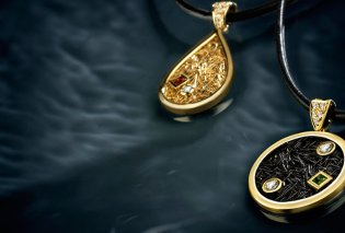 "Made in Greece τα ""Anastazio Jewellery"": Χειροποίητα κοσμήματα με έμπνευση από την αρχαία Ελλάδα, τη φύση & τη γυναίκα - Κυρίως Φωτογραφία - Gallery - Video"