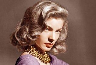 Vintage Pics: Η ντίβα του Χόλιγουντ Λορίν Μπακόλ μέση δαχτυλίδι και χείλη που άφησαν εποχή! - Κυρίως Φωτογραφία - Gallery - Video