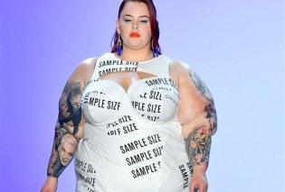 Με λένε Τess και είμαι το plus size μοντέλο, που έφερε τα πάνω κάτω στην Εβδομάδα Μόδας της Νεάς Υόρκης (φωτό) - Κυρίως Φωτογραφία - Gallery - Video