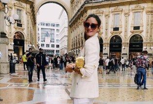 """Η """"βασίλισσα του στυλ"""" Ολίβια Παλέρμο  μας δείχνει πως φοράς ένα κουστούμι & γίνεσαι """"σύμβολο"""" (φώτο) - Κυρίως Φωτογραφία - Gallery - Video"""