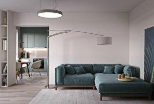 Ο Σπύρος Σούλης μας παρουσιάζει ένα υπέροχο διαμέρισμα 60 τμ που δεν του λείπει τίποτα! (Φώτο) - Κυρίως Φωτογραφία - Gallery - Video