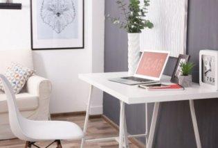 O Σπύρος Σούλης μας δίνει 10 ιδέες για να δημιουργήσουμε ένα οργανωμένο και στιλάτο γραφείο στο σπίτι - Κυρίως Φωτογραφία - Gallery - Video