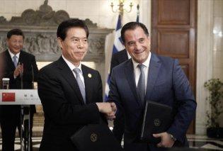 """Αυτές είναι οι 14 ελληνικές επιχειρήσεις που μπήκαν στο επενδυτικό πακέτο & στο """"μάτι"""" των Κινέζων που επισκέφτηκαν την Ελλάδα - Δείτε όλη τη λίστα  - Κυρίως Φωτογραφία - Gallery - Video"""