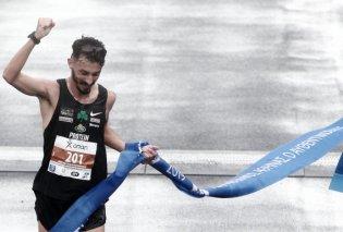 37ος Μαραθώνιος της Αθήνας: Τρίτος νικητής ο Χρήστος Γκελαούζος & πρώτοι δύο Κενυάτες (φώτο-βίντεο) - Κυρίως Φωτογραφία - Gallery - Video