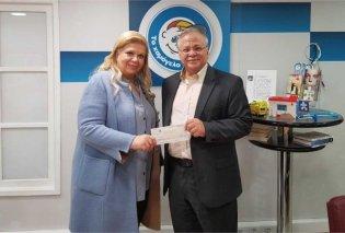 Κλέλια Χατζηιωάννου: Πλήρωσε 70.000 ευρώγια τον ΕΝΦΙΑ που όφειλετο «Χαμόγελο του Παιδιού» - Κυρίως Φωτογραφία - Gallery - Video