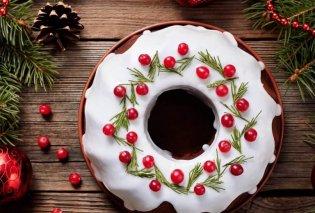 """Η Αργυρώ Μπαρμπαρίγου προτείνει ένα εκπληκτικό γιορτινό γλυκό - """"βούτηγμα"""": Χριστουγεννιάτικο κέικ Gingerbread  - Κυρίως Φωτογραφία - Gallery - Video"""