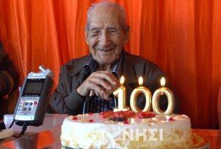 Γιάννης Καραγεωργίου - ετών 100: Μια ζωή σαν μυθιστόρημα - Γλίτωσε από τα στρατόπεδα της Γκεστάπο & έθαψε 700 συντρόφους του - Κυρίως Φωτογραφία - Gallery - Video