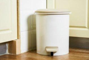 Σπύρος Σούλης: Πρακτικές λύσεις για να μη μυρίζει άσχημα ο κάδος των σκουπιδιών μας - Κυρίως Φωτογραφία - Gallery - Video