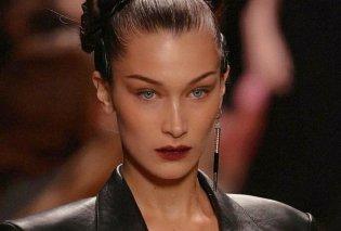 Όταν λέμε το δερμάτινο παλτό ως το γόνατο θα είναι το trend No1 εννοούμε δείτε τη Bella Hadid να το φοράει! (φωτό - βίντεο) - Κυρίως Φωτογραφία - Gallery - Video