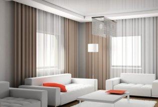 Ο Σπύρος Σούλης σας προτείνει 9+1 ιδέες για κουρτίνες- Πρέπει να τις δοκιμάσετε οπωσδήποτε στο σαλόνι σας! - Κυρίως Φωτογραφία - Gallery - Video
