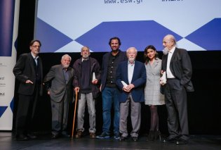 Μade in Greece οι  Τάσιος, Βικέλας, Δεκαβάλλας: Βραβέυτηκαν για την προσφορά τους στην αρχιτεκτονική -  Ιερά τέρατα (βίντεο) - Κυρίως Φωτογραφία - Gallery - Video