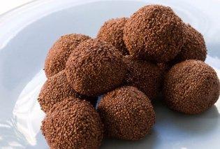Ο Στέλιος Παρλιάρος προτείνει: Θεϊκά σοκολατάκια με ταχίνι! - Κυρίως Φωτογραφία - Gallery - Video