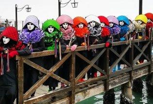 Καρναβάλι Βενετίας: Το eirinika.gr ταξιδεύει στην ωραιότερη πόλη της αποκριάς και του μυστήριου  - Κυρίως Φωτογραφία - Gallery - Video