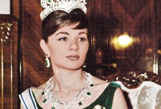 Η τιάρα με τα 7 σπάνια σμαράγδια της Βασίλισσας Φαράχ του Ιράν! (βίντεο) - Κυρίως Φωτογραφία - Gallery - Video