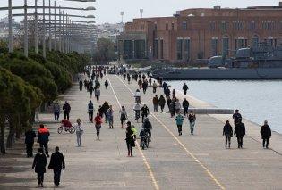 Βασίλης Κανέλλης: Βρε χαβαλέδες Έλληνες; Αξίζει να πεθάνετε για μια βόλτα στο πάρκο; - Κυρίως Φωτογραφία - Gallery - Video