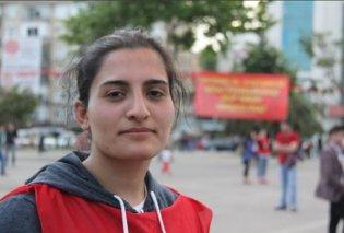 Ας γνωρίσουμε μετά θάνατον μια γυναίκα η οποία με απεργία πείνας έφτασε τα 40 κιλά  - Ποια ήταν η  Χελίν Μπολέκ - Κυρίως Φωτογραφία - Gallery - Video