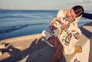 Kori made in Greece! Τα συγκλονιστικά λινά ρούχα της Greek Αrchaic Kori με έμπνευση από την Αρχαία Ελλάδα - Όλη η συλλογή (φωτό) - Κυρίως Φωτογραφία - Gallery - Video