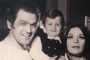 Family Love: Ο Κώστας Καζάκος με την Τζένη Καρέζη & τον μικρό Κωνσταντίνο (Φωτό)  - Κυρίως Φωτογραφία - Gallery - Video
