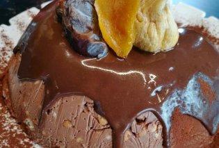 Ένα γλυκό που θα λατρέψετε: Τούρτα σοκολάτα χωρίς ζάχαρη από τον Στέλιο Παρλιάρο - Κυρίως Φωτογραφία - Gallery - Video