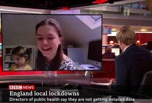 Το βίντεο της ημέρας: Η στιγμή που η μικρή κόρη της καθηγήτριας του LSE εισβάλει στο live της με το BBC (Βίντεο)  - Κυρίως Φωτογραφία - Gallery - Video