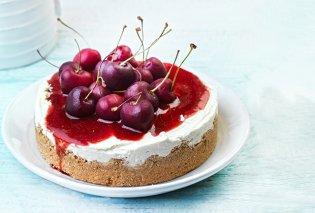 Υπέροχο cheesecake ψυγείου χωρίς ζάχαρη από την Αργυρώ Μπαρμπαρίγου - Κυρίως Φωτογραφία - Gallery - Video