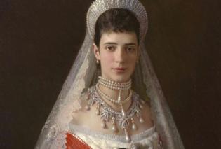 Η ιστορία ενός κολιέ με μαργαριτάρια: Το αγόρασε η Ρωσίδα Αυτοκράτειρα Μαρία Φεοντόροβνα - Πως βρέθηκε στην Πριγκίπισσα Άννα - Κυρίως Φωτογραφία - Gallery - Video