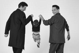 Μιχάλης Οικονόμου- Γιώργος Μακρής: Οι δύο ηθοποιοί έχουν δημιουργήσει μια ευτυχισμένη οικογένεια & μεγαλώνουν τον γιο τους - Αυτή είναι η ιστορία τους (φωτό) - Κυρίως Φωτογραφία - Gallery - Video