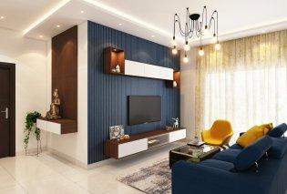 Νέοι συνδυασμοί χρωμάτων στο σπίτι σας που θα απογειώσουν την διακόσμηση - Navy blue, red and white  - Κυρίως Φωτογραφία - Gallery - Video