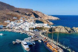 Φολέγανδρος: Λουσμένη από το φως του Αιγαίου - Οι αναγνώστες του Condé Nast Traveller την ψήφισαν ως το καλύτερο νησί στην Ευρώπη (Φωτό)  - Κυρίως Φωτογραφία - Gallery - Video