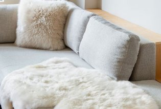 Αυτά τα 10 αντικείμενα θα προσθέσουν έναν τόνο πολυτέλειας στο σπίτι σας- Από την πολυθρόνα με μαλλί προβάτου ως το βάζο Murrine (φωτό) - Κυρίως Φωτογραφία - Gallery - Video