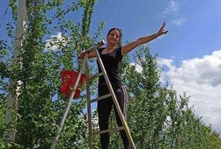 Top Woman η αγρότισσα Βέφα Πατράλη: Η 34χρονη πτυχιούχος Πληροφορικής διαφημίζει τη χαρά που παίρνει από τις δουλειές στα χωράφια (βίντεο) - Κυρίως Φωτογραφία - Gallery - Video