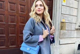 Το όνειρο κάθε γυναίκας: H Chiara Ferragni μας προσφέρει ένα mini tour στις υπέροχες τσάντες της- Έχει μέχρι & clutch... τηγανητές πατάτες! (βίντεο) - Κυρίως Φωτογραφία - Gallery - Video