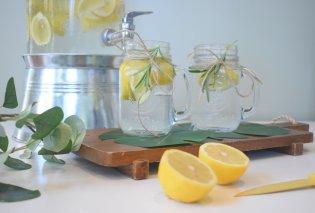 Ο Δρ. Δημήτρης Γρηγοράκης συμβουλεύει: Νερό με λεμόνι το πρωί - Ένας βασικός λόγος για να μην το πίνετε - Κυρίως Φωτογραφία - Gallery - Video