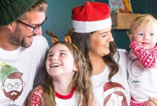 16 χριστουγεννιάτικες πιτζάμες για όλη την οικογένεια  - Για τον τρομερό μπαμπά, την κομψή μαμά & τα αγγελούδια σας  - Κυρίως Φωτογραφία - Gallery - Video