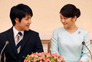 """Πριγκίπισσα Μάκο: Λίγο έλειψε να εγκαταλείψει το παλάτι για τον έρωτά της- Η βασιλική οικογένεια τώρα δέχεται τον γαμπρό- Το οικονομικό """"σκάνδαλο"""" της πεθεράς (φωτό) - Κυρίως Φωτογραφία - Gallery - Video"""