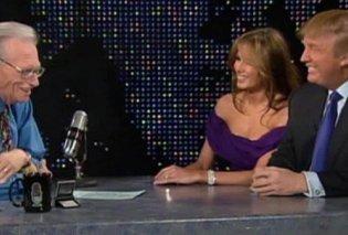 Βίντεο οι σημαντικότερες συνεντεύξεις του μεγάλου σταρ της TV Larry King με προσωπικότητες: Μαντέλα, Πουτιν, Μάρλον Μπράντο, Ρόμπερτ Ρέντφορντ - Κυρίως Φωτογραφία - Gallery - Video