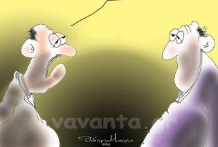 Στο σημερινό σκίτσο του Θοδωρή Μακρή: Θα ανοίξουν τα σχολεία τη Δευτέρα; - Κυρίως Φωτογραφία - Gallery - Video