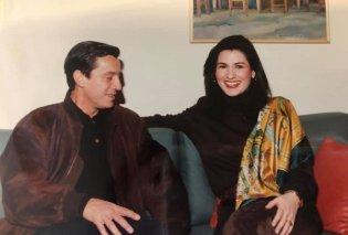 Αποχαιρετώ τον αγαπημένο μου Βασίλη Αλεξάκη: Με αποκαλούσε «Ειρηνάκι» και μου αφιέρωνε παιδικά σκίτσα (φωτό) - Κυρίως Φωτογραφία - Gallery - Video