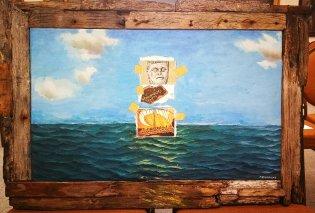 «Σαλαμίς 480π.Χ. Εικαστική απήχηση 2020»: Η νέα ψηφιακή έκθεση του ναυτικού μουσείου -Μια θαλασσογραφία της μνήμης με έργα σπουδαίων καλλιτεχνών (φώτο-βίντεο) - Κυρίως Φωτογραφία - Gallery - Video