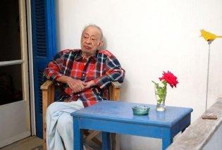 Πέθανε ο συγγραφέας Βασίλης Αλεξάκης - Είχε γράψει το «Τάλγκο» την μεγάλη επιτυχία στο σινεμά ως «Ξαφνικός Έρωτας» - Κυρίως Φωτογραφία - Gallery - Video