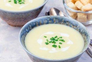 Η Αργυρώ Μπαρμπαρίγου μας έχει μια υπέροχη συνταγή για τις κρύες ημέρες: Εύκολη και γρήγορη πατατόσουπα  - Κυρίως Φωτογραφία - Gallery - Video