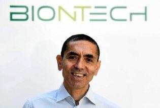 Συνιδρυτής BioNTech: Υπό έλεγχο η πανδημία έως το τέλος του καλοκαιριού - Πιθανή μια τρίτη δόση του εμβολίου - Κυρίως Φωτογραφία - Gallery - Video