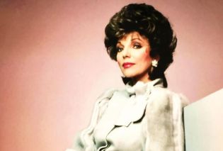 H Joan Collins σε μία ανεπανάληπτη στιγμή στα πολύ νιάτα της: Το απόλυτο θηλυκό με τον ωραίο του Hollywood Paul Newman - Κυρίως Φωτογραφία - Gallery - Video