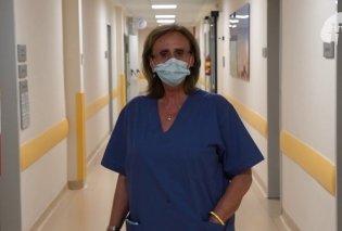 Greek Top Women Awards 2021: To eirinika τιμά 20 γυναίκες γιατρούς & νοσηλεύτριες που πολεμούν τον κορωνοϊό - Η πνευμονολόγος Μηλίτσα Μπιτζάνη - Κυρίως Φωτογραφία - Gallery - Video