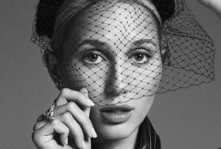 Η ωραία μας πριγκίπισσα Ολυμπία of Greece με απίθανο σύνολο στο εξώφυλλο του Harper's Bazaar (φωτό) - Κυρίως Φωτογραφία - Gallery - Video