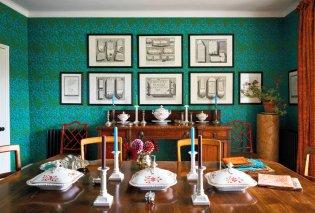Ο διακοσμητής της Κέιτ Μίντλετον παρουσιάζει το εξοχικό του - Ο άνθρωπος που γνωρίζει τα deco μυστικά του παλατιού & το υπέροχο σπίτι του (φώτο)  - Κυρίως Φωτογραφία - Gallery - Video