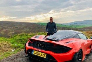 Made in Greece ο Θεσσαλονικιός Χρήστος Δελαντώνης: Σχεδιάζει και κατασκευάζει υπεραυτοκίνητα στον κολοσσό McLaren (φωτό) - Κυρίως Φωτογραφία - Gallery - Video