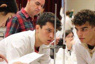 Made in Greece ο Κωνσταντίνος Μαρκόπουλος: 10άδες διακρίσεις σε μαθηματικούς διαγωνισμούς, 1η θέση στην Ολυμπιάδα Επιστημών, εισαγωγή στο Yale (φωτό) - Κυρίως Φωτογραφία - Gallery - Video
