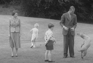 Vintage video οι διακοπές της Ελισάβετ με τον Φίλιππο: Η μικρή πριγκίπισσα Άννα & ο πρίγκιπας Κάρολος κάνουν κούνια με τον μπαμπά, ταΐζουν τα ponies - Κυρίως Φωτογραφία - Gallery - Video